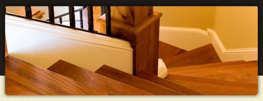 escaliers bois franc planchers atout prix. Black Bedroom Furniture Sets. Home Design Ideas
